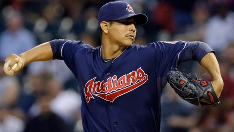 14. Cleveland Indians