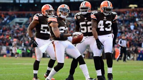 Nov 25, 2012: Browns 20, Steelers 14