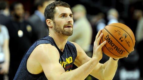 NBA - 5. Kevin Love (@kevinlove)