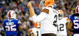 Johnny Football scores first NFL TD vs. Bills
