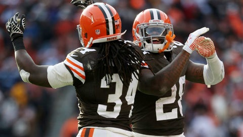 30. Cleveland Browns