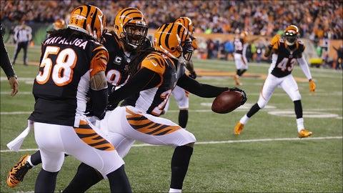 Broncos Bengals Football