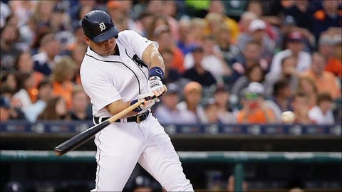 Tigers get trifecta of performances in 4-0 win over Indians
