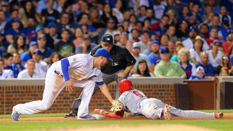 June 29 – Billy Hamilton steals four bases in a game