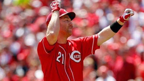 4. Todd Frazier, 3B, Cincinnati Reds (.284, 25 HR, 26 2B, 57 RBI)