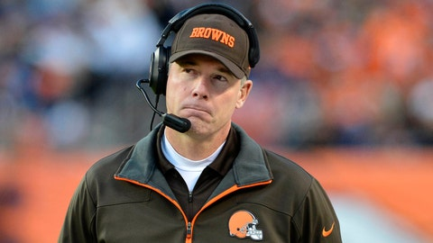 Through the years: Cleveland Browns offensive coordinators