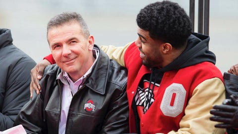 'Best running back in the country' -Urban Meyer