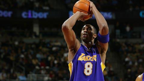 Kobe Bryant, March 28, 2003