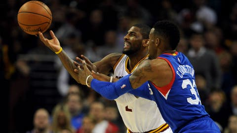 Cavaliers vs. 76ers