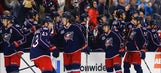 In pictures: Blue Jackets romp against St. Louis