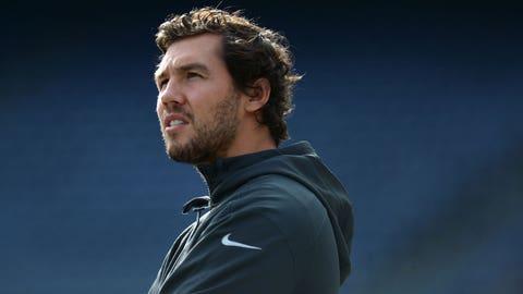 Are the Eagles set at quarterback?