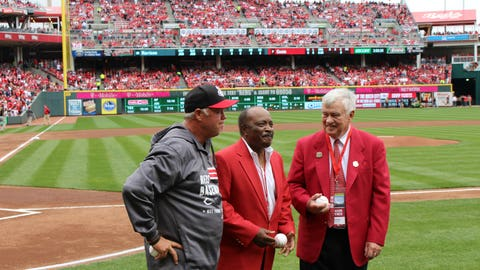 Reds Opening Day