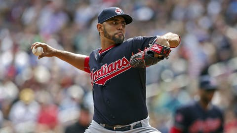 Indians at Twins: 4/17/15-4/19/15
