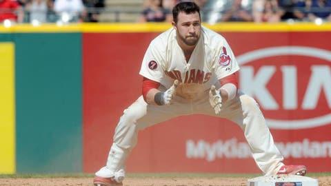 12. Jason Kipnis, 2B, Cleveland Indians (.323, 6 HR, 10 SB, 37 RBI, .401 OBP)