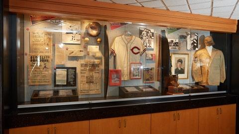 Indians unveil Bob Feller exhibit at Progressive Field