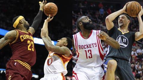 Next step: NBA Finals