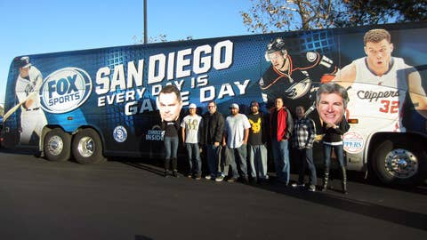 FSSD Fan Express at Honda Center