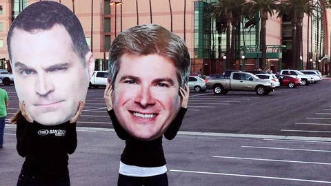 FSSD Girls at Honda Center