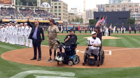 #SDMilitary Opening Day Presented by Northrop Grumman