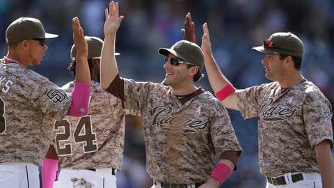 27. San Diego Padres
