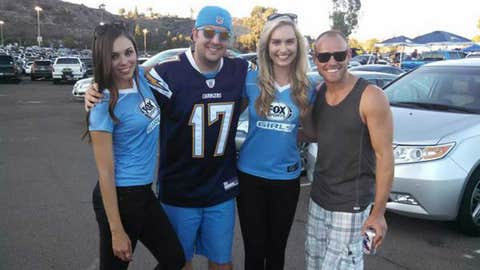 Chargers vs. Cardinals