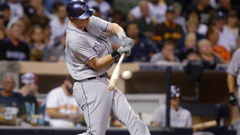 21. DJ LeMahieu, 2B, Colorado Rockies (.311, 4 HR, 35 RBI)