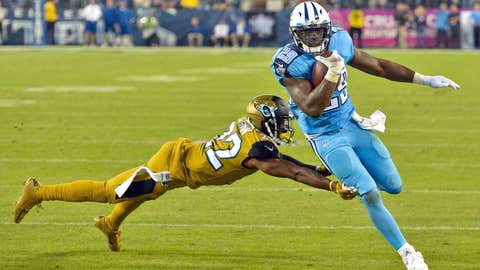 Tennessee Titans at Indianapolis Colts, 1 p.m. CBS (708)