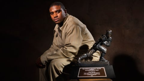 The Heisman Photography of Kelly Kline