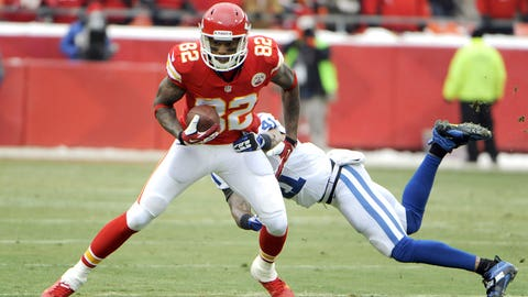 WR Dwayne Bowe, Chiefs