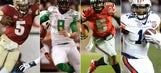 Las Vegas' top 11 Heisman Trophy favorites entering 2014