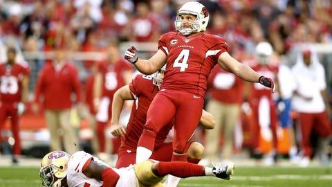 PK Jay Feely, Cardinals
