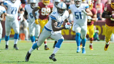 WR Nate Burleson, Lions
