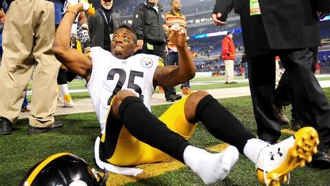 S Ryan Clark, Steelers