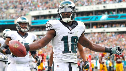 WR: Jeremy Maclin, Eagles