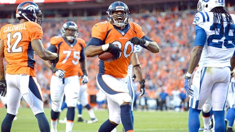 TE: Julius Thomas, Broncos