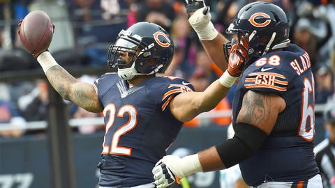 RB: Matt Forte, Bears