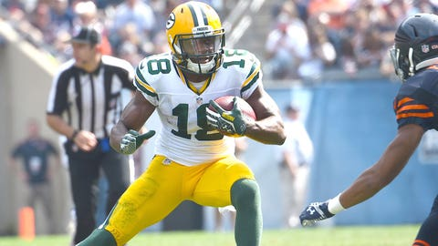 WR: Randall Cobb, Packers