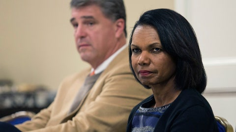 Condoleezza Rice - Board member, College Football Selection Committee