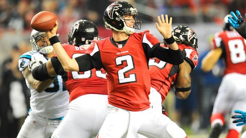Atlanta Falcons at Carolina Panthers