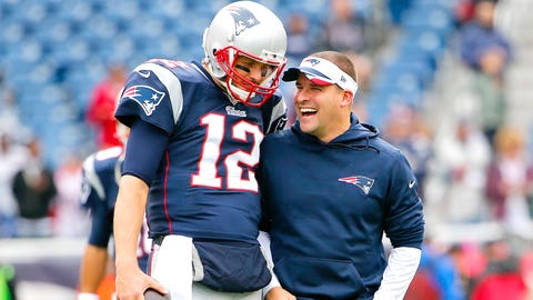 Josh McDaniels, New England Patriots