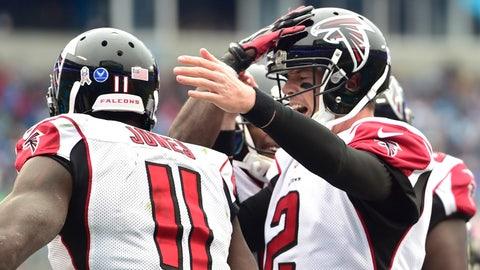 22. Atlanta Falcons