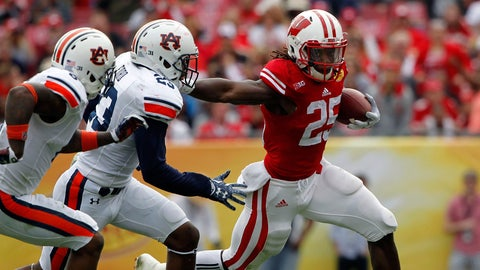 RB Melvin Gordon