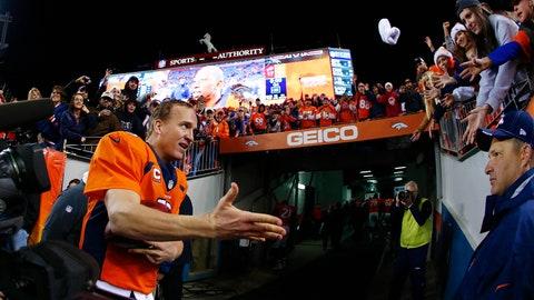 #2 Seed - Denver Broncos