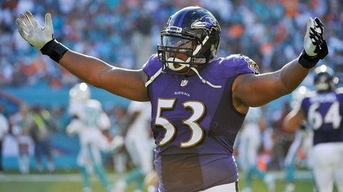 #4 Seed - Baltimore Ravens