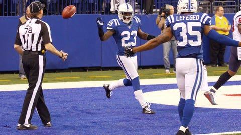 CB Vontae Davis, Colts