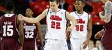 Henderson's shooting helps keep Ole Miss alive in SEC tourney