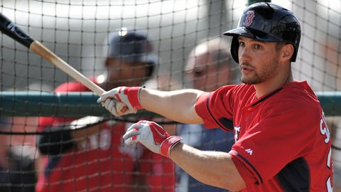 Grady Sizemore, OF, Red Sox
