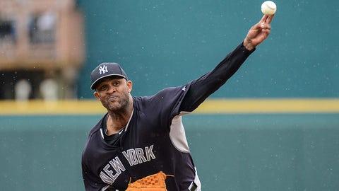 CC Sabathia, LHP, Yankees