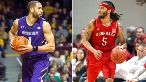 Northwestern and Nebraska