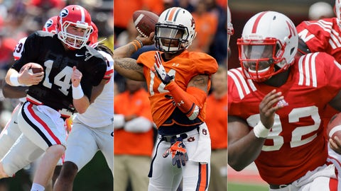 Spring football's biggest winners and losers